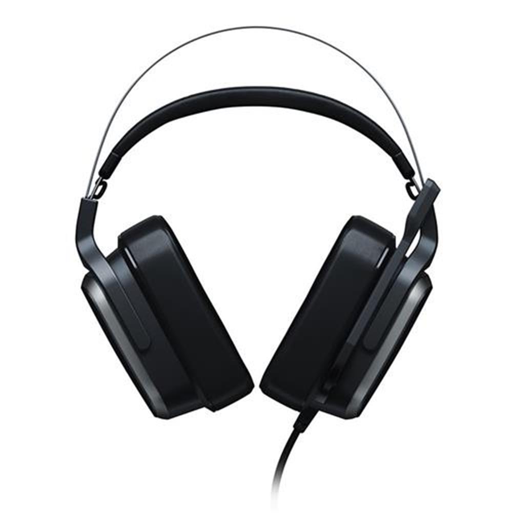 on-ear-over-ear-headphones Razer Tiamat 7.1 V2 Analog Digital Surround Sound Gaming Headset - Black Razer Tiamat 7 1 V2 Analog Digital Surround Sound Gaming Headset Black 1