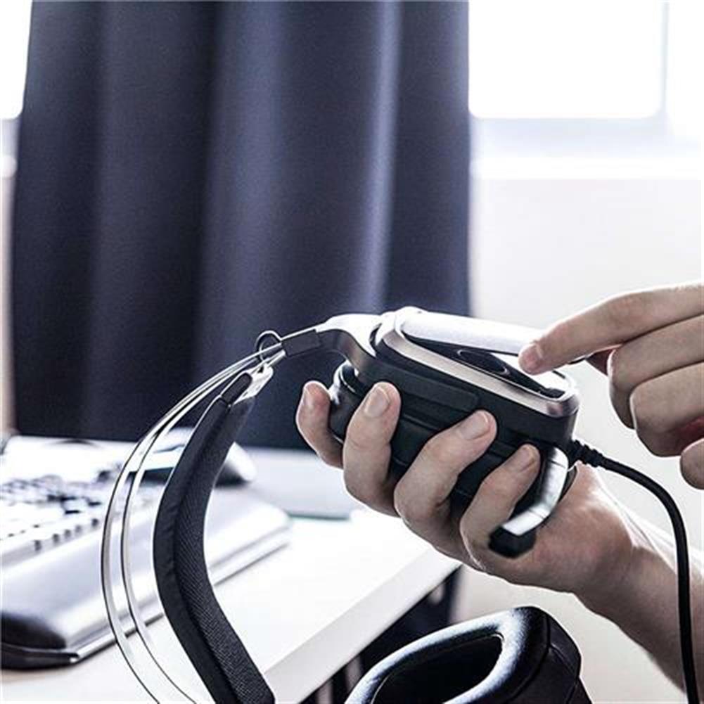 on-ear-over-ear-headphones Razer Tiamat 7.1 V2 Analog Digital Surround Sound Gaming Headset - Black Razer Tiamat 7 1 V2 Analog Digital Surround Sound Gaming Headset Black 9