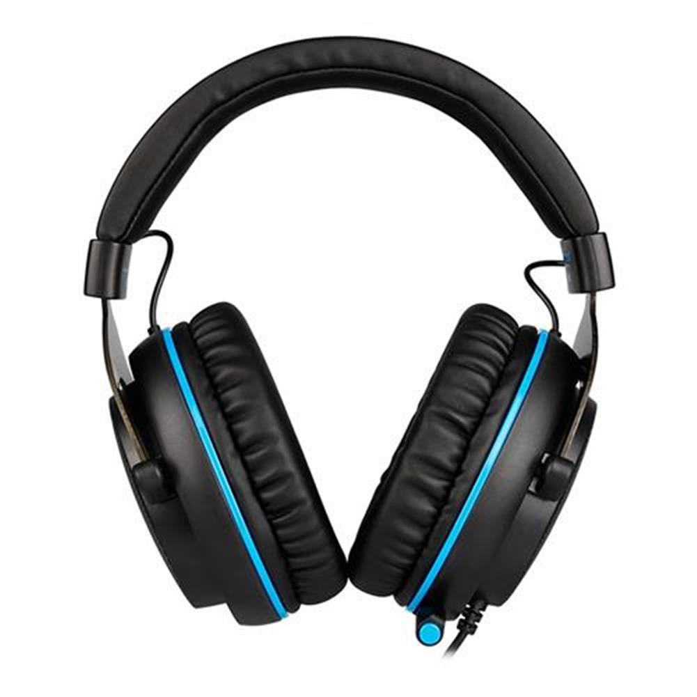 on-ear-over-ear-headphones SADES R3 Gaming Headset with Mic Stereo Bass Volume Control for Xbox One PS4 PC PC Laptop - Black + Blue SADES R3 Gaming Headset with Mic Stereo Bass Volume Control for Xbox One PS4 PC PC Laptop Black Blue 2