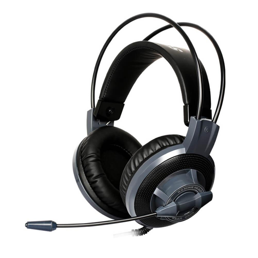 on-ear-over-ear-headphones SOMIC G925 Stereo Gaming Headsets with Mic Sound localization for Game Player - Gray SOMIC G925 Stereo Gaming Headsets with Mic Sound localization for Game Player Gray