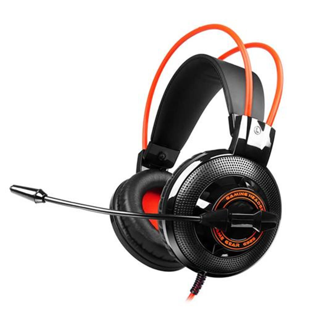 on-ear-over-ear-headphones SOMIC G925 Stereo Gaming Headsets with Mic Sound localization for Game Player - Orange SOMIC G925 Stereo Gaming Headsets with Mic Sound localization for Game Player Orange