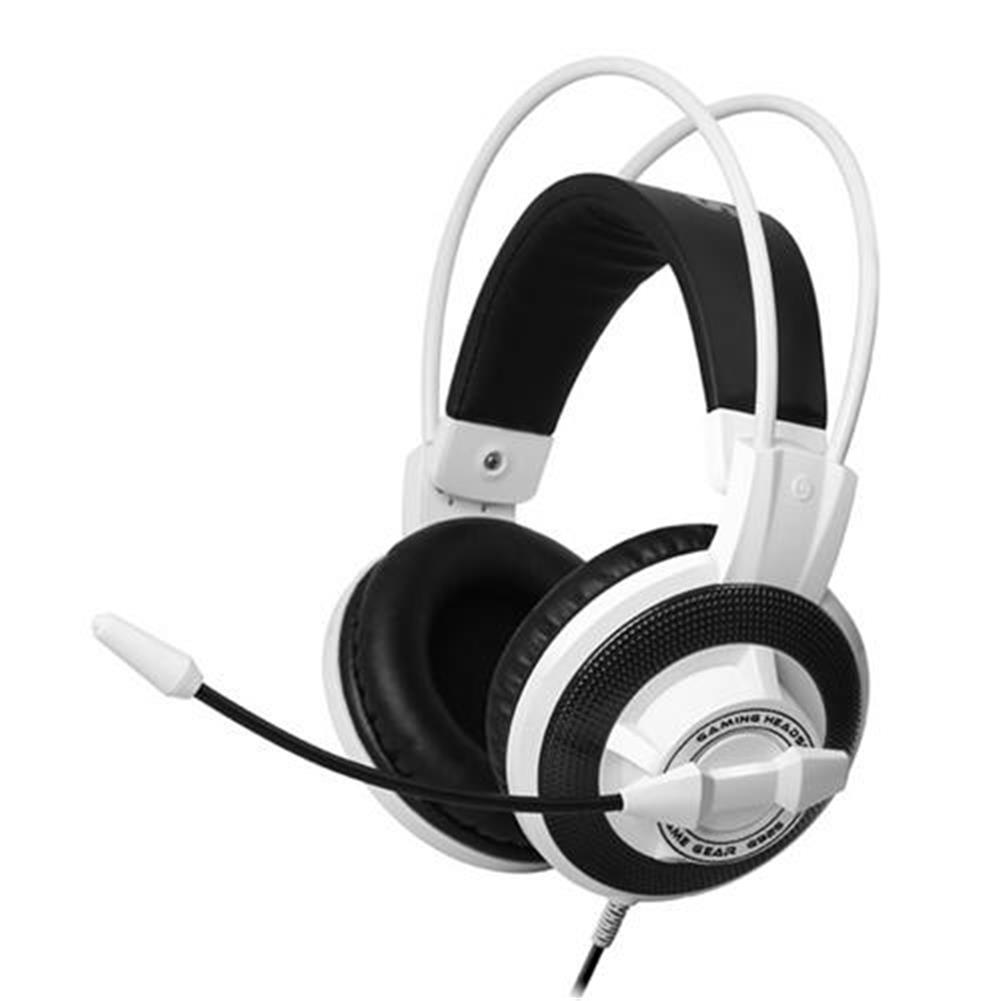 on-ear-over-ear-headphones SOMIC G925 Stereo Gaming Headsets with Mic Sound localization for Game Player - White SOMIC G925 Stereo Gaming Headsets with Mic Sound localization for Game Player White