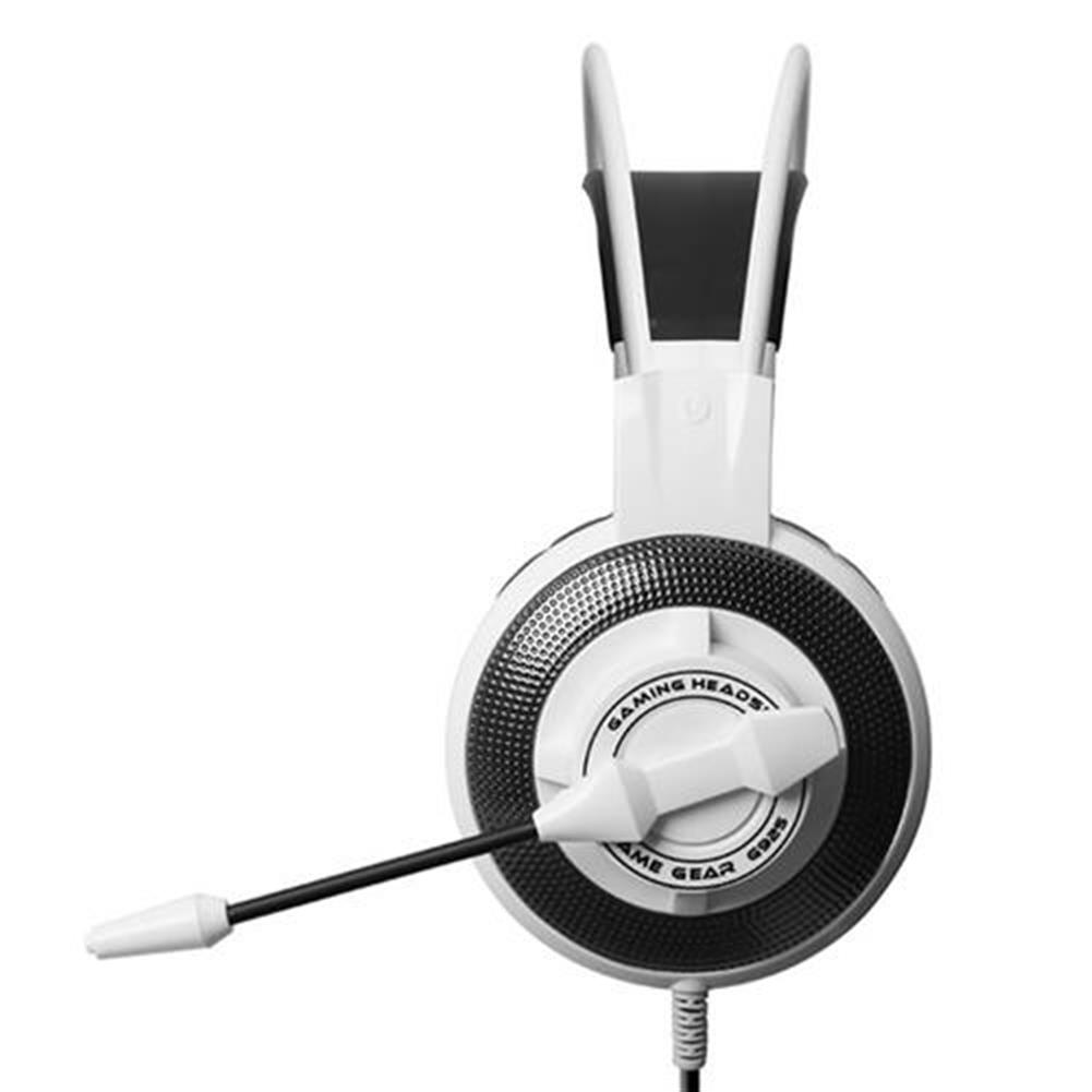 on-ear-over-ear-headphones SOMIC G925 Stereo Gaming Headsets with Mic Sound localization for Game Player - White SOMIC G925 Stereo Gaming Headsets with Mic Sound localization for Game Player White 1