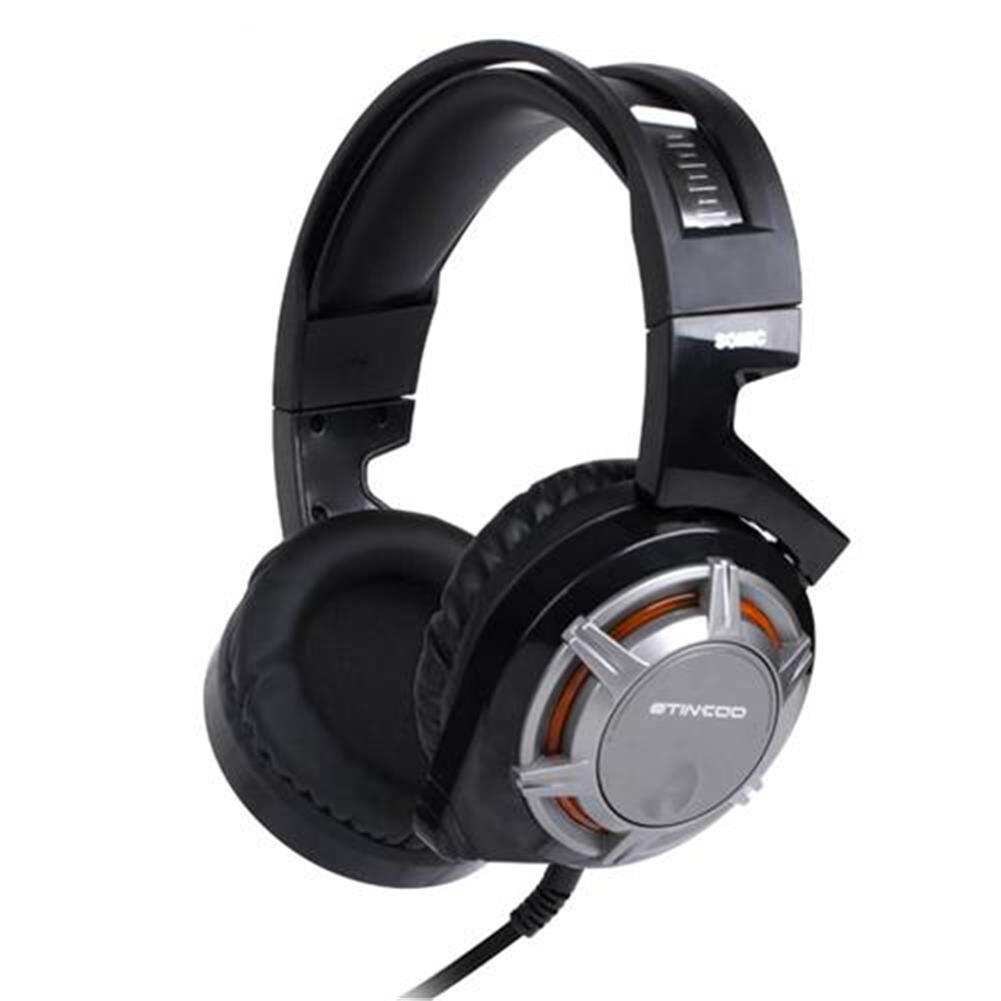 on-ear-over-ear-headphones SOMIC G926 Stereo Gaming Headsets with Mic Sound Localization LED Light for Game Player - Black SOMIC G926 Stereo Gaming Headsets with Mic Sound Localization LED Light for Game Player Black