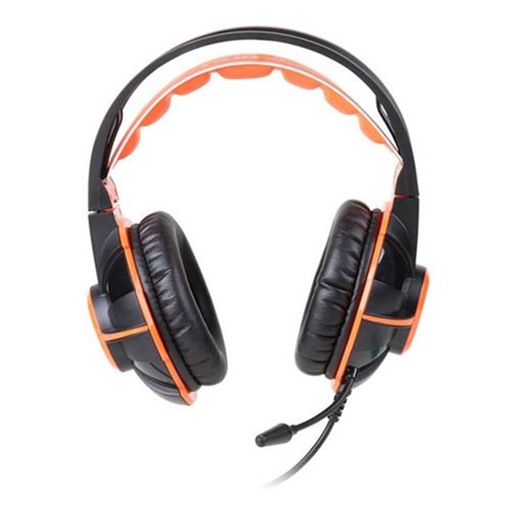 on-ear-over-ear-headphones Somic G905 Over-ear Stereo Gaming Headsets with Mic Suspension Headband Volume Control - Orange Somic G905 Over ear Stereo Gaming Headsets with Mic Suspension Headband Volume Control Orange 1