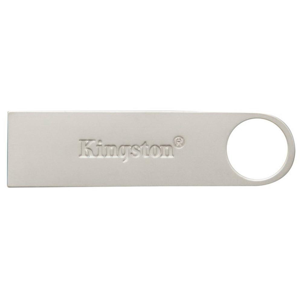 usb-flash-drives Kingston DTSE9G2 128GB DataTraveler Flash Drive USB 3.0 100MB/s Read Speed-Silver Kingston DTSE9G2 128GB Data Traveler Flash Drive USB 3.0 100MB s Read Speed Silver
