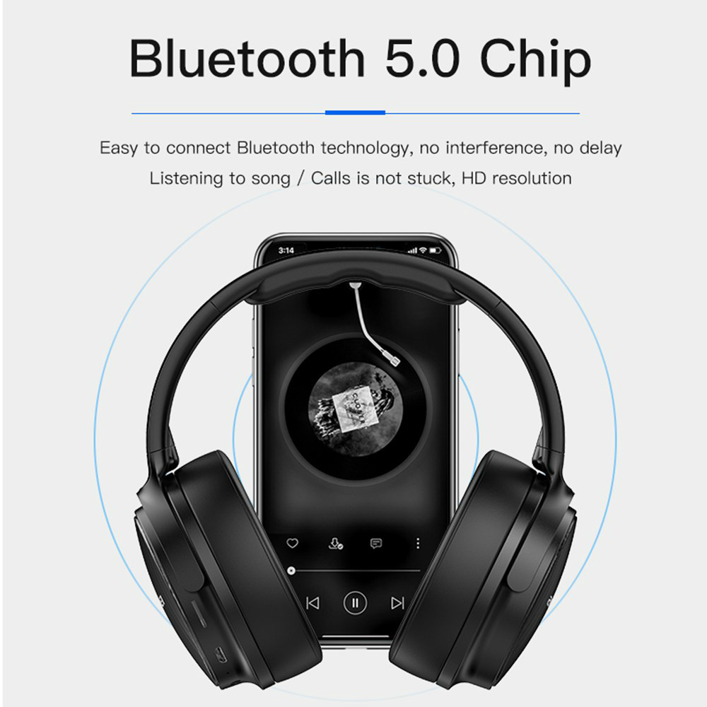 on-ear-over-ear-headphones AWEI A780BL Foldable Bluetooth 5.0 Headphone IPX5 Water Resistant AWEI A780BL Foldable Bluetooth 5.0 Headphone IPX5 Water Resistant Black 1