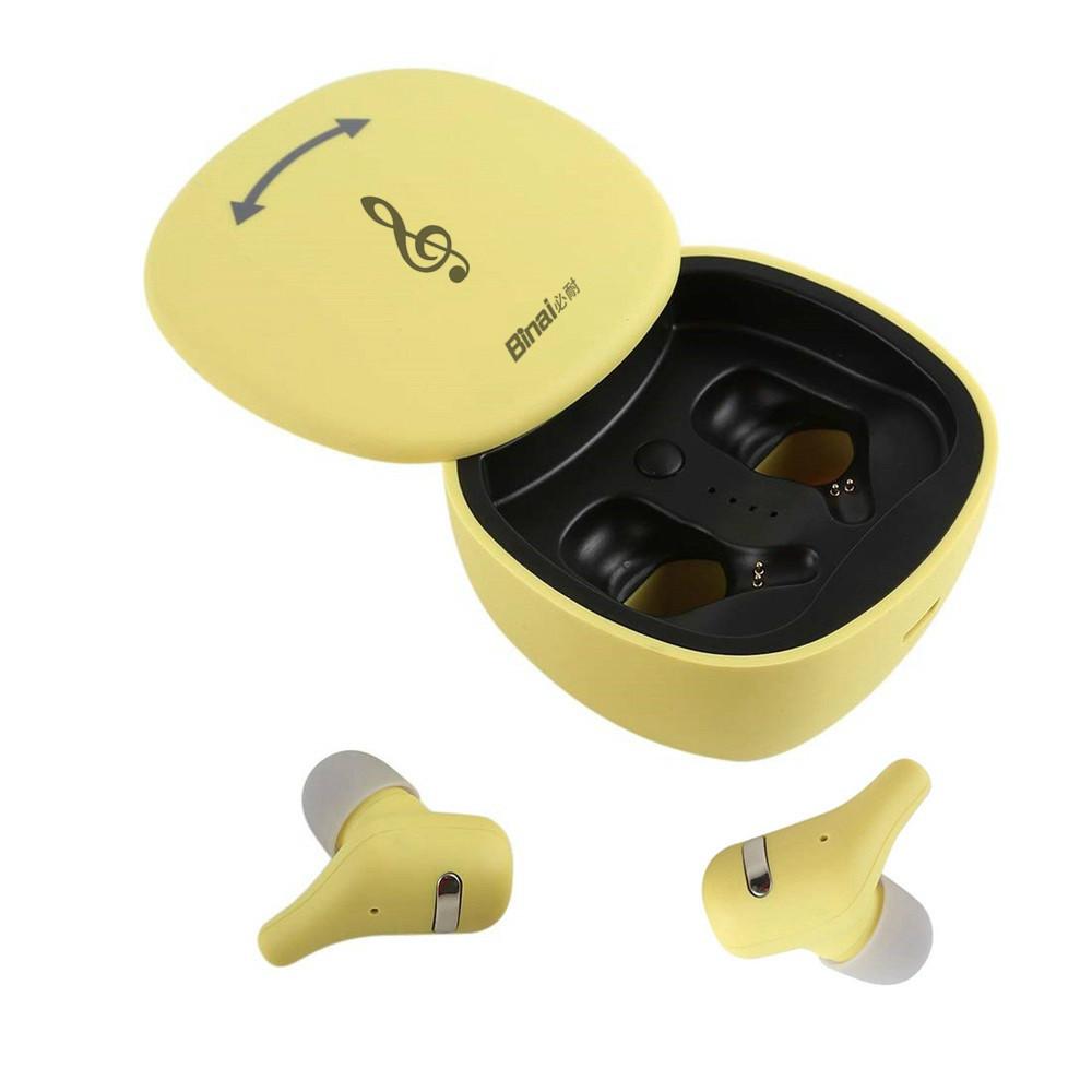 earbud-headphones BINANI Mini A8 TWS Bluetooth 5.0 Earbuds IPX5 Water Resistant BINANI Mini A8 TWS Bluetooth 5.0 Earbuds IPX5 Water Resistant 3