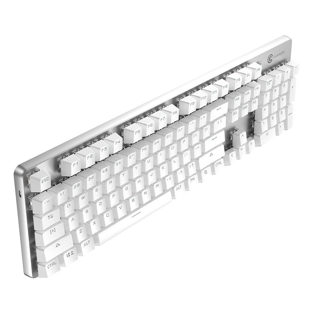 wired-keyboards GameSir GK300 Wireless Bluetooth/2.4G Mechanical Gaming Keyboard TTC Blue Switch GameSir GK300 Wireless Bluetooth 2.4G Mechanical Gaming Keyboard TTC Blue Switch 11