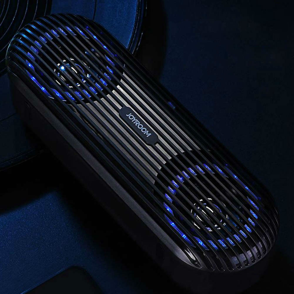 bluetooth-speakers Joyroom JR-M01S Portable Bluetooth Speaker with 360 Degree Stereo Sound-Black Joyroom JR M01S Portable Bluetooth Speaker Black 2