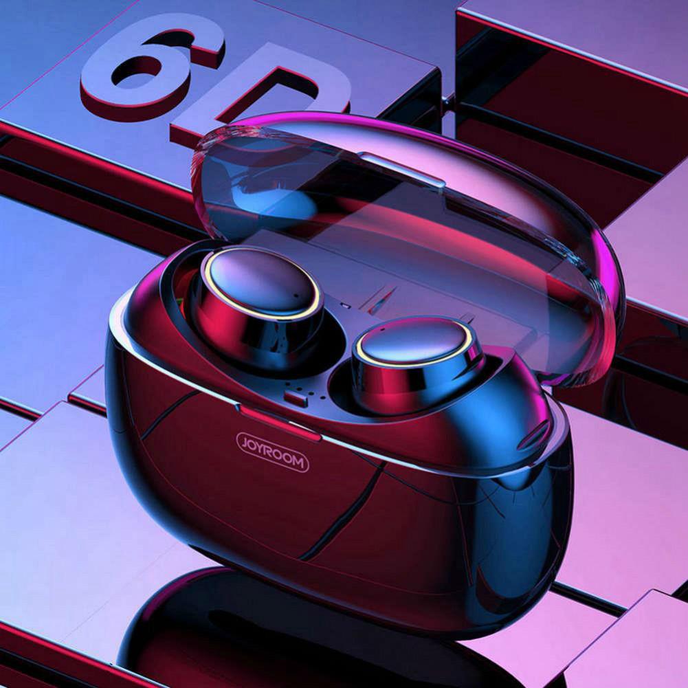 earbud-headphones Joyroom JR-T05 TWS Bluetooth Earbuds with Mic IPX5 Water Resistant-Black Joyroom JR T05 TWS Bluetooth Earbuds with Mic IPX5 Water Resistant Black 3