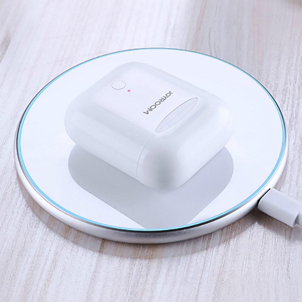 earbud-headphones Joyroom JRT03S TWS Bluetooth 5.0 Earbuds Noise Reduction-White Joyroom JRT03S TWS Bluetooth 5.0 Earbuds Noise Reduction White 2