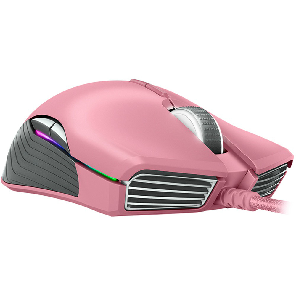 wired-mouse Razer Lancehead Tournament Edition Wired Gaming Mouse 16,000 DPI 9 Buttons Ambidextrous-Quartz Pink Razer Lancehead Tournament Edition Wired Gaming Mouse 16000 DPI 9 Buttons Ambidextrous Quartz Pink 1