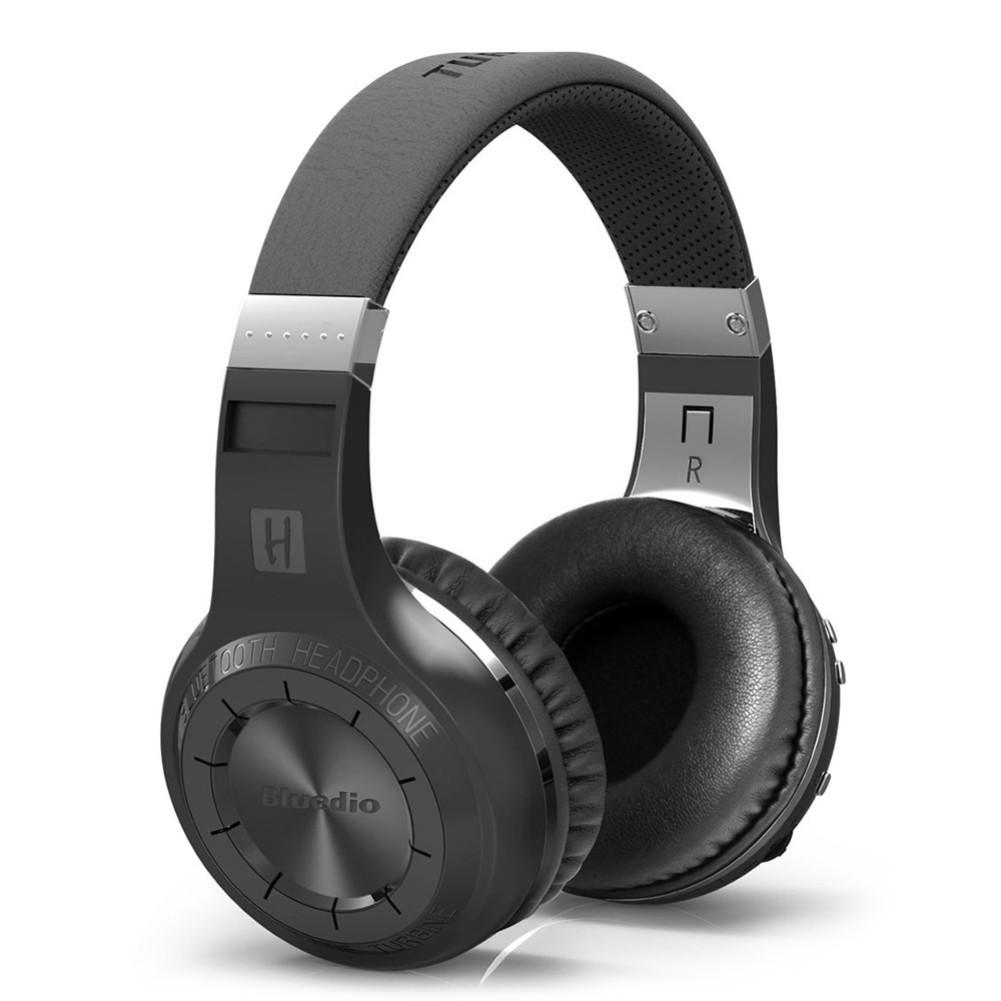 on-ear-over-ear-headphones Bluedio HT Hifi Turbine Wireless Bluetooth Headphones Bass Stereo Headset-Black Bluedio HT Hifi Turbine Wireless Bluetooth Headphones Black