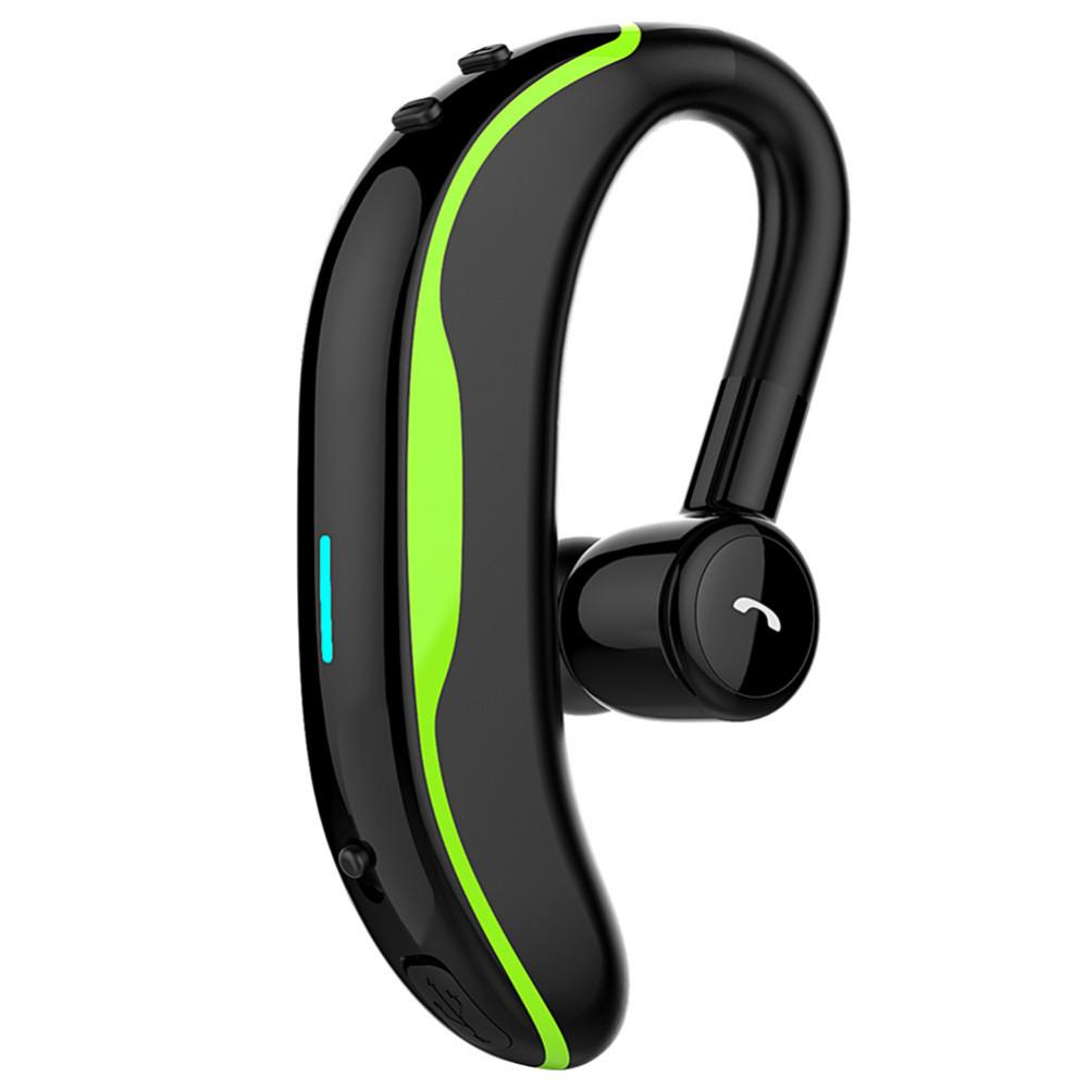 earbud-headphones F600 Wireless Bluetooth Earbuds In-ear Earphone with HD Mic 170mAh Battery-Green F600 Wireless Bluetooth Earphones Green