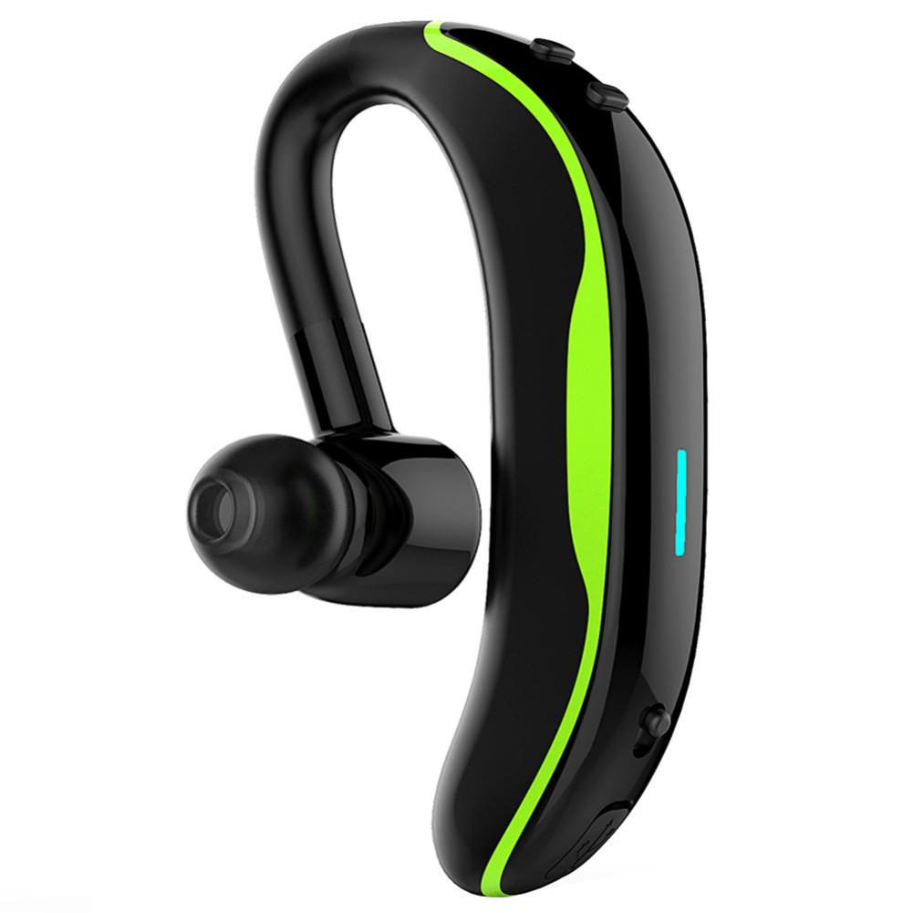 earbud-headphones F600 Wireless Bluetooth Earbuds In-ear Earphone with HD Mic 170mAh Battery-Green F600 Wireless Bluetooth Earphones Green 1