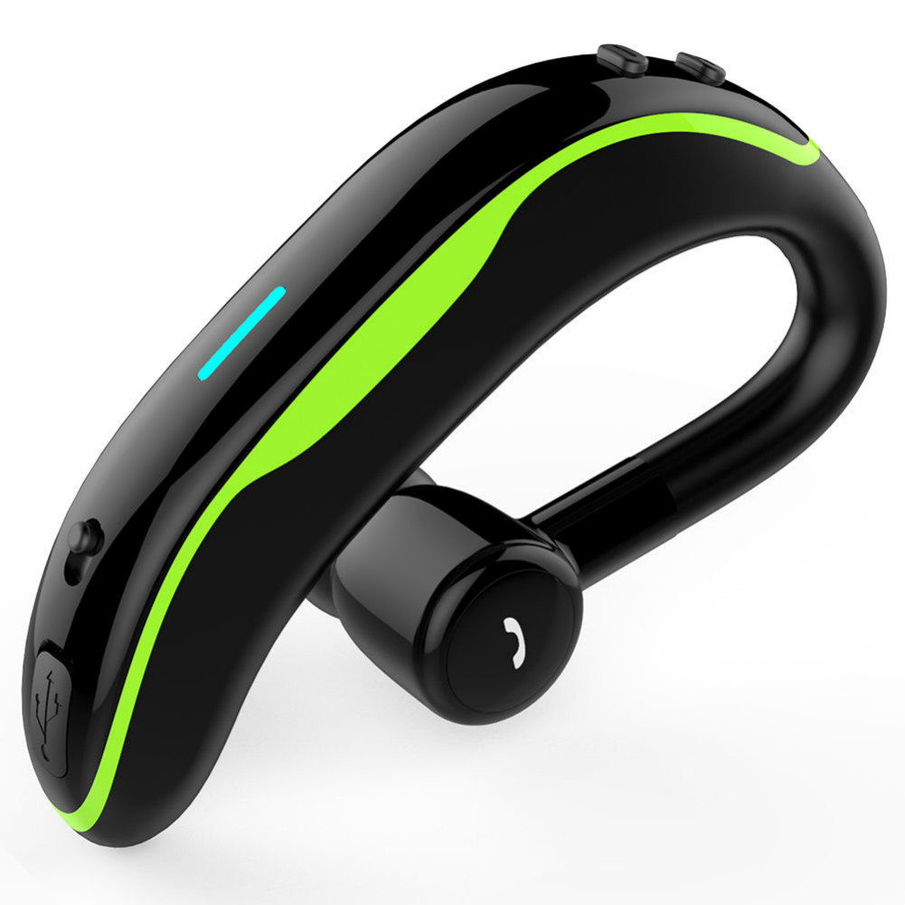 earbud-headphones F600 Wireless Bluetooth Earbuds In-ear Earphone with HD Mic 170mAh Battery-Green F600 Wireless Bluetooth Earphones Green 2