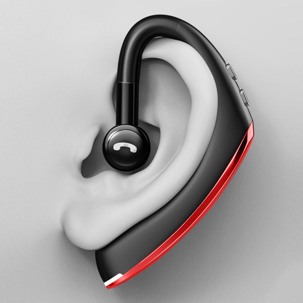 earbud-headphones Yincine F900 Wireless Bluetooth 5.0 In-Ear Earbuds Noise Cancelling 170mAh Battery with Mic-Red F900 Bluetooth 5 0 in Ear Earbuds Red 2
