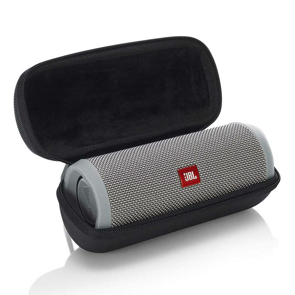 bluetooth-speakers Carrying Case for JBL Flip 4 Bluetooth Speaker - Black JBL Flip 4 Zipper Bag Black