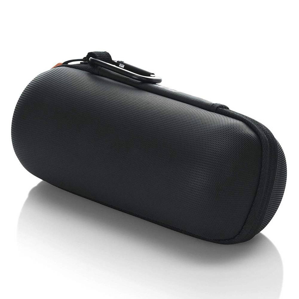 bluetooth-speakers Carrying Case for JBL Flip 4 Bluetooth Speaker - Black JBL Flip 4 Zipper Bag Black 3