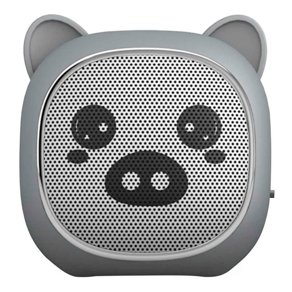 bluetooth-speakers JONTER D10 Portable Bluetooth Speakers HD Sound-Gray JONTER D10 Portable Bluetooth Speakers