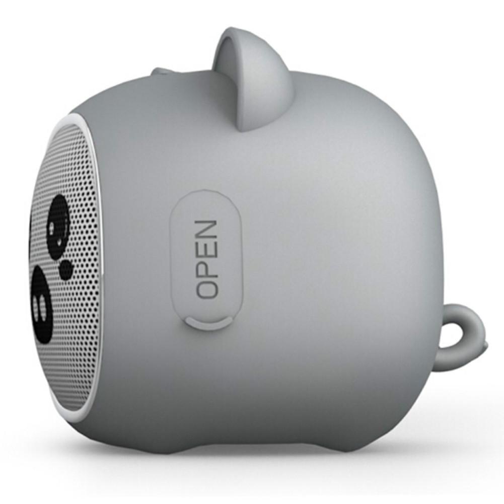 bluetooth-speakers JONTER D10 Portable Bluetooth Speakers HD Sound-Gray JONTER D10 Portable Bluetooth Speakers 1