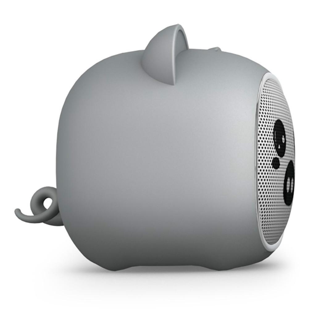 bluetooth-speakers JONTER D10 Portable Bluetooth Speakers HD Sound-Gray JONTER D10 Portable Bluetooth Speakers 2