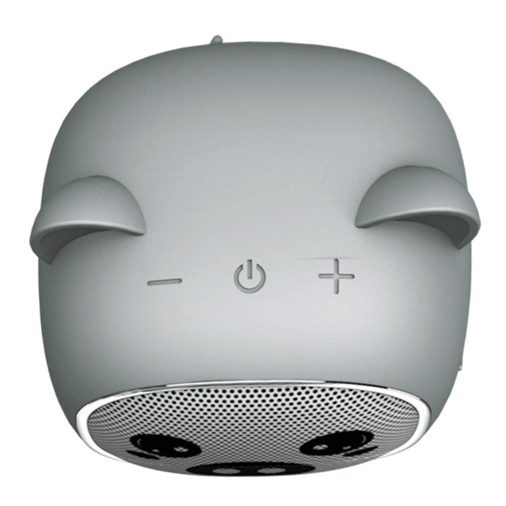 bluetooth-speakers JONTER D10 Portable Bluetooth Speakers HD Sound-Gray JONTER D10 Portable Bluetooth Speakers 3