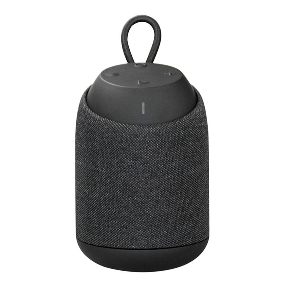 bluetooth-speakers JONTER D61 Portable Bluetooth Speaker IPX7 Water Resistant 6D Sound Effects-Black JONTER D61 Portable Bluetooth Speaker Black 1