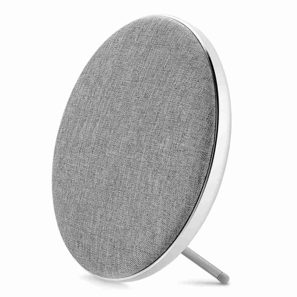 bluetooth-speakers JONTER M16 Portable Bluetooth Speaker HiFi Sound-Silver JONTER M16 Bluetooth Portable Speaker Silver