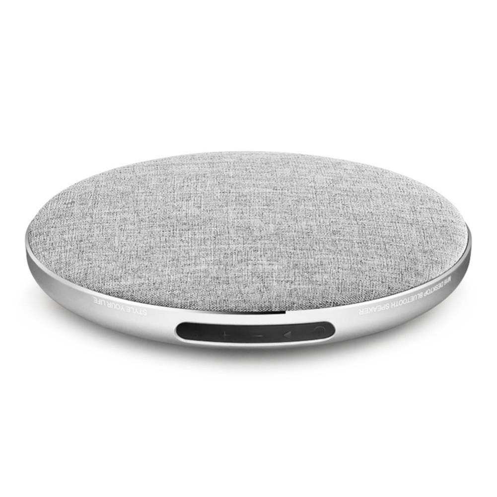 bluetooth-speakers JONTER M16 Portable Bluetooth Speaker HiFi Sound-Silver JONTER M16 Bluetooth Portable Speaker Silver 2