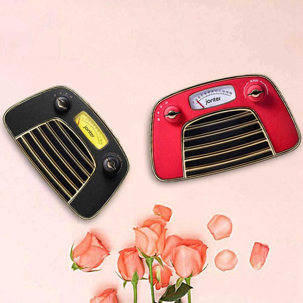 bluetooth-speakers JONTER M3 Wireless Bluetooth 4.2 Speaker Subwoofers Loudspeakers Radio-Black JONTER M3 Bluetooth Speaker Black 4
