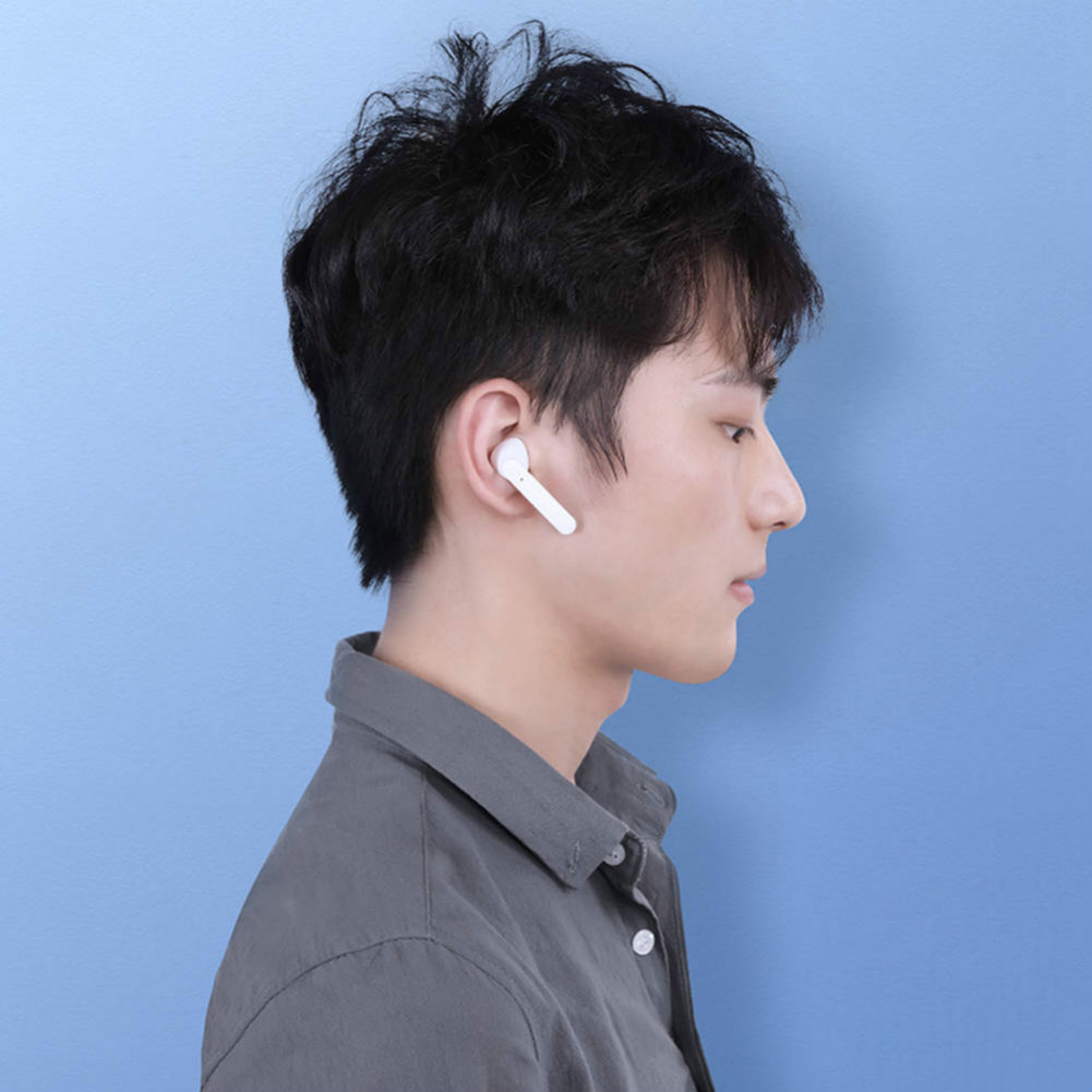 earbud-headphones JOYROOM JR-T04 TWS Bluetooth Earbuds with Mic IPX5 Water Resistant-White JOYROOM JR T04 TWS Bluetooth Earbuds White 4