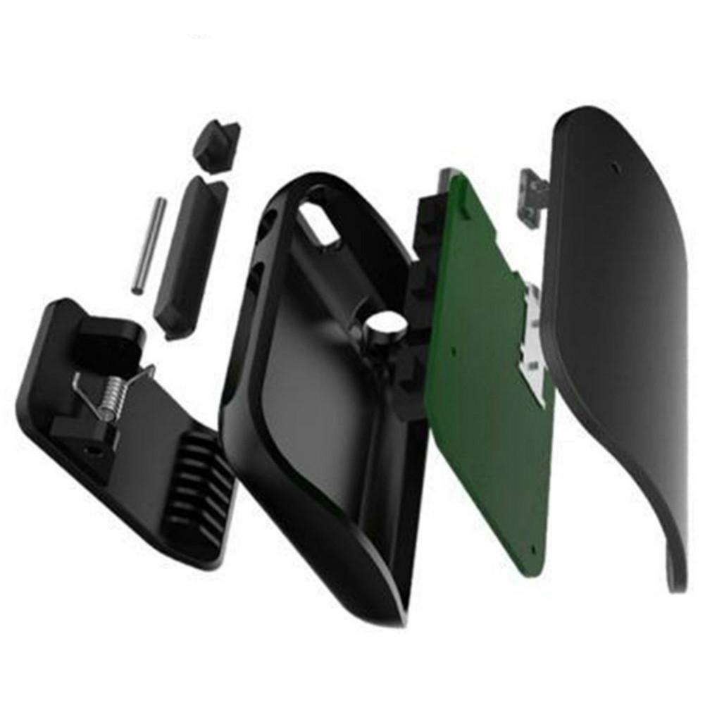earbud-headphones L8 Bluetooth Earphone Separate Design for Host and Headset 150mAh Battery-Black L8 Wireless Earphone Black 4