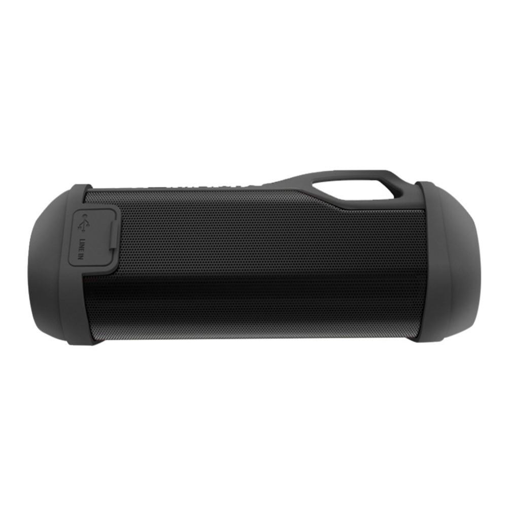 bluetooth-speakers Monster FireCracker Portable Bluetooth Speaker IPX5 Water Resistant-Black Monster FireCracker Portable Bluetooth Speaker Black 1