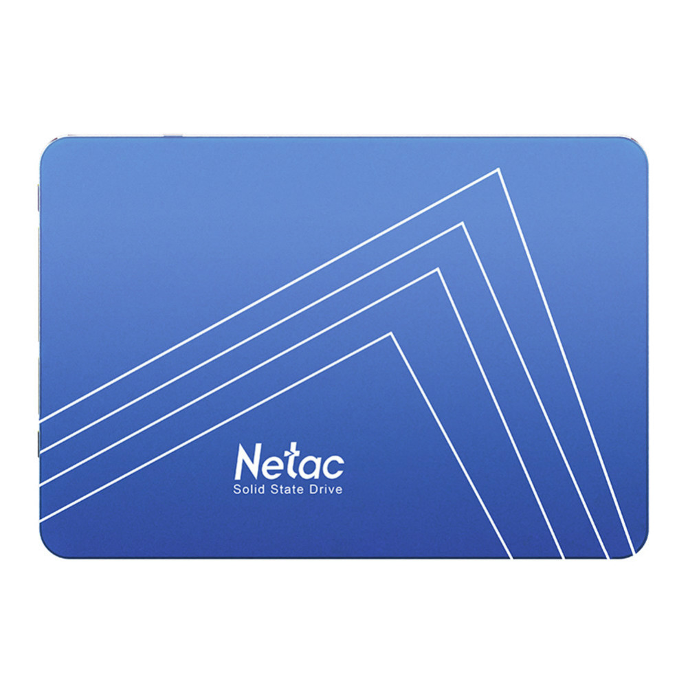 storage Netac N500S 960GB SSD 2.5 Inch Solid State Drive SATA3 Interface Reading Speed 500MB/s-Blue Netac N500S 2 5 Inch 960GB SATA3 SSD Blue