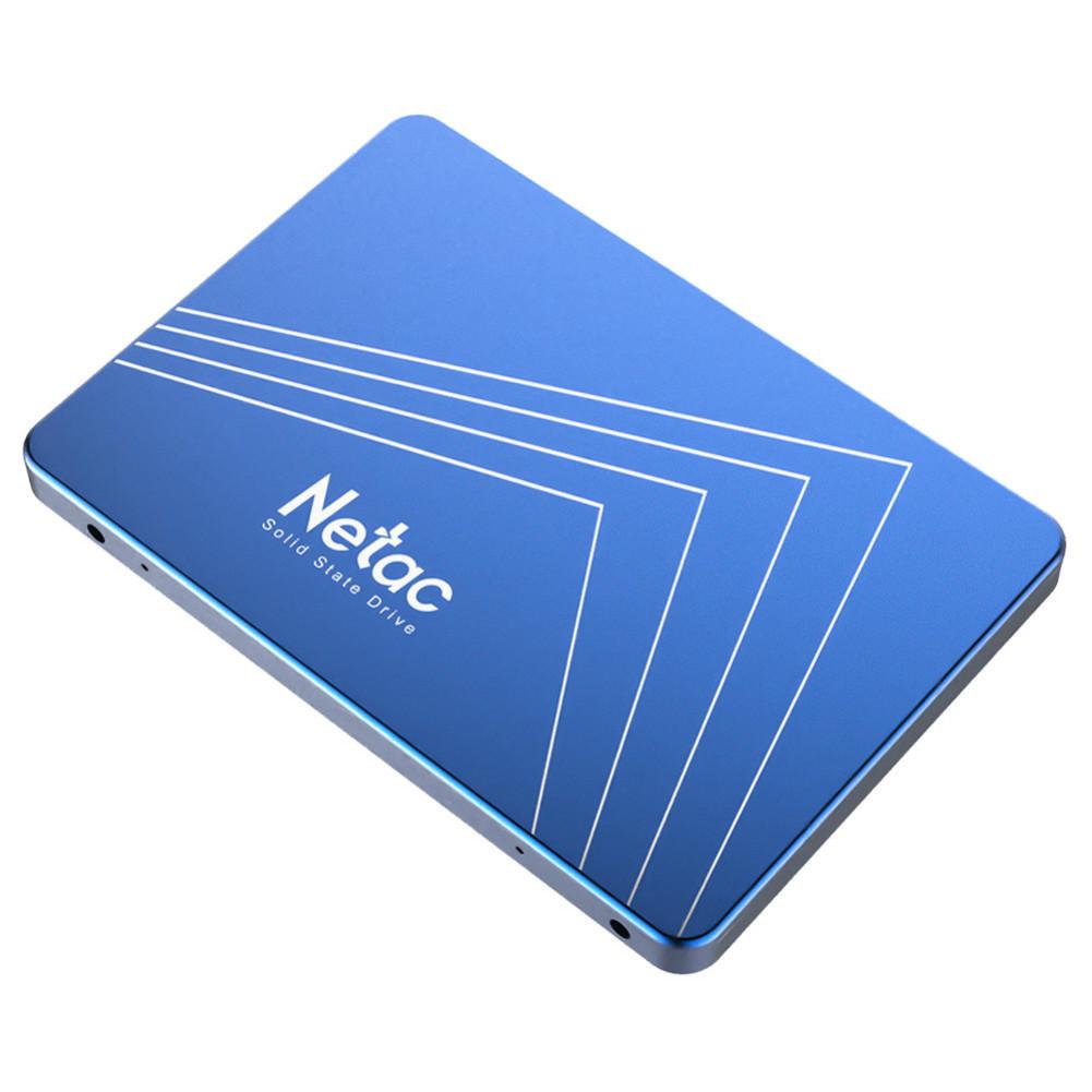 storage Netac N500S 960GB SSD 2.5 Inch Solid State Drive SATA3 Interface Reading Speed 500MB/s-Blue Netac N500S 2 5 Inch 960GB SATA3 SSD Blue 1