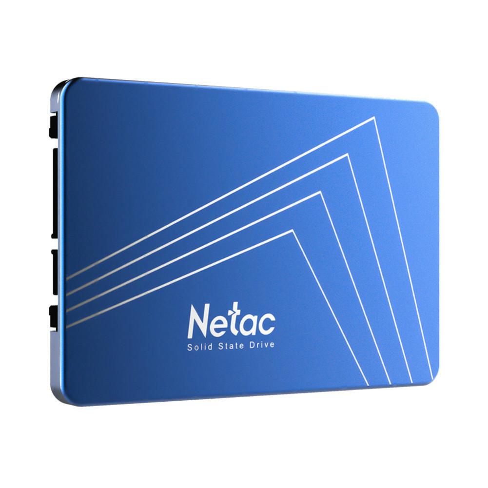 storage Netac N500S 960GB SSD 2.5 Inch Solid State Drive SATA3 Interface Reading Speed 500MB/s-Blue Netac N500S 2 5 Inch 960GB SATA3 SSD Blue 2
