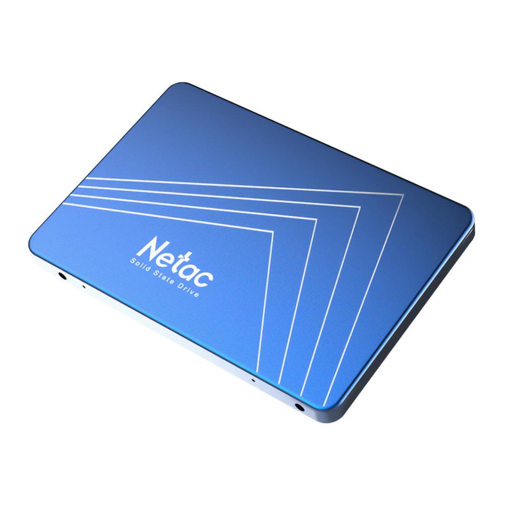 storage Netac N500S 960GB SSD 2.5 Inch Solid State Drive SATA3 Interface Reading Speed 500MB/s-Blue Netac N500S 2 5 Inch 960GB SATA3 SSD Blue 4