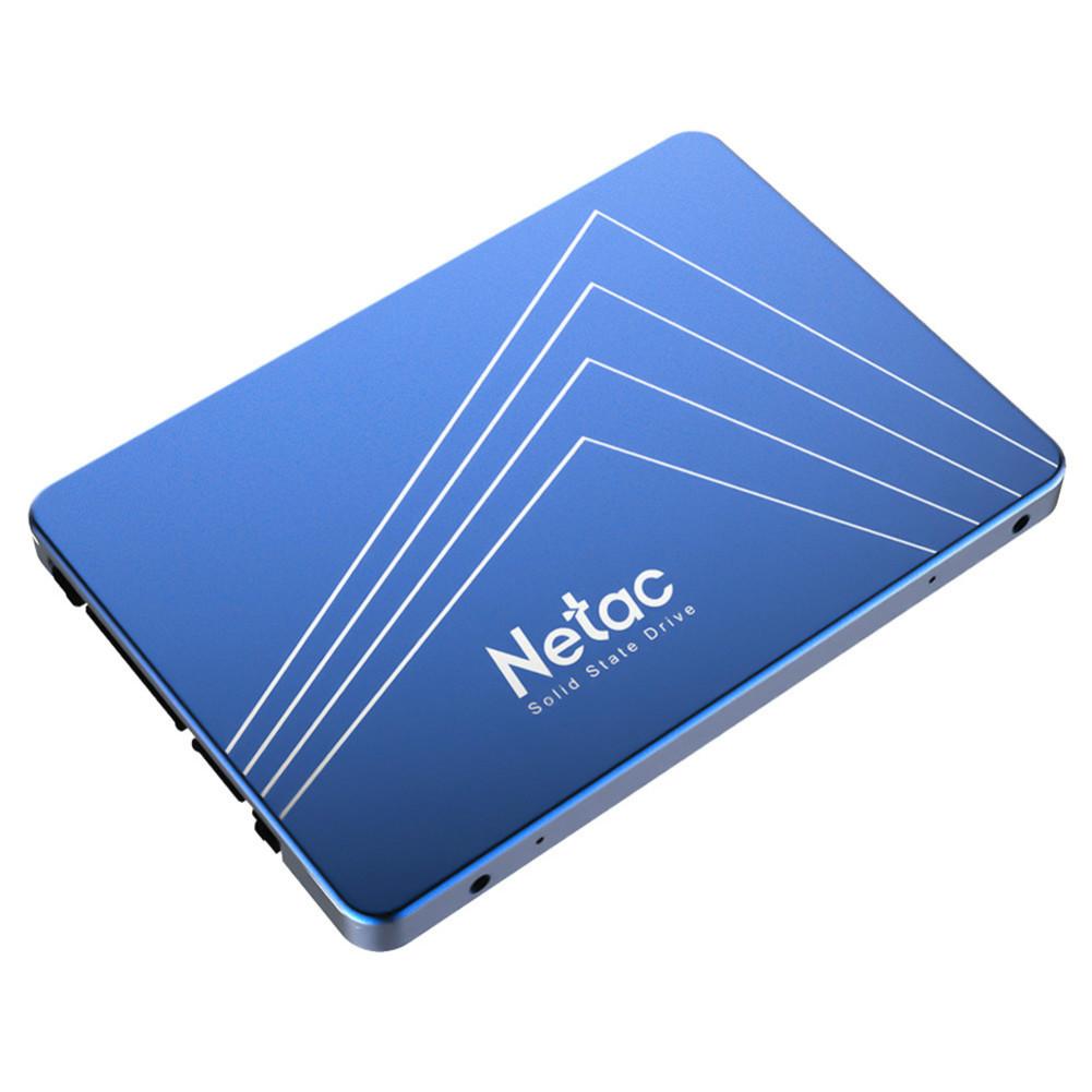 storage Netac N500S 960GB SSD 2.5 Inch Solid State Drive SATA3 Interface Reading Speed 500MB/s-Blue Netac N500S 2 5 Inch 960GB SATA3 SSD Blue 5