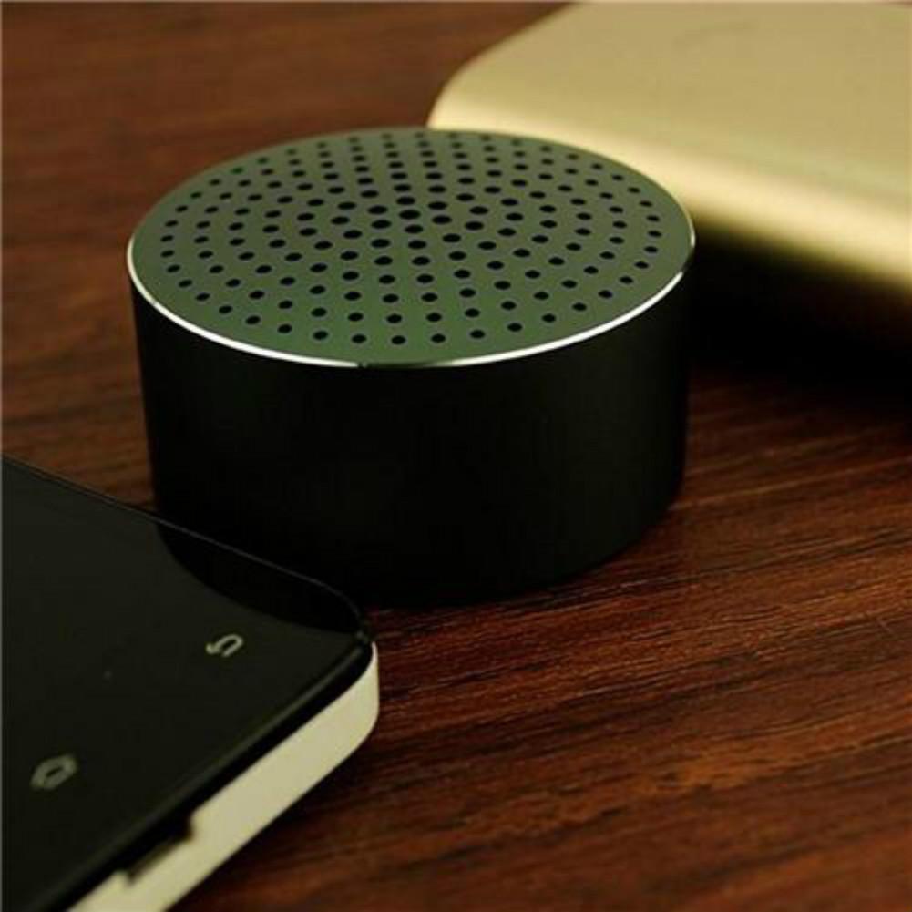 bluetooth-speakers Original XIAOMI Bluetooth Speaker Portable Wireless Bluetooth4.0 Mini Speaker-Black Original XIAOMI Bluetooth4 0 Speaker 2