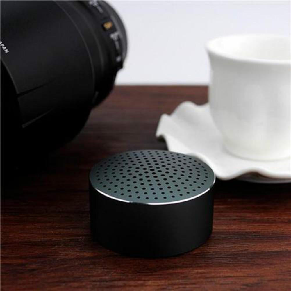 bluetooth-speakers Original XIAOMI Bluetooth Speaker Portable Wireless Bluetooth4.0 Mini Speaker-Black Original XIAOMI Bluetooth4 0 Speaker 3