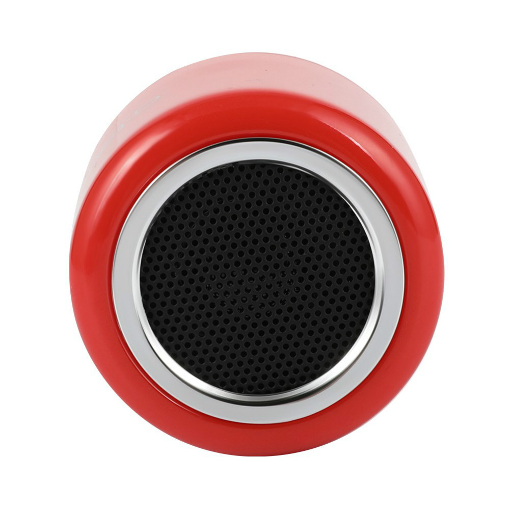 bluetooth-speakers Q.Touch QBS-02 Bluetooth Speaker Waterproof 360 Degrees Sound-Red Q Touch QBS 02 Bluetooth Speaker Red 4
