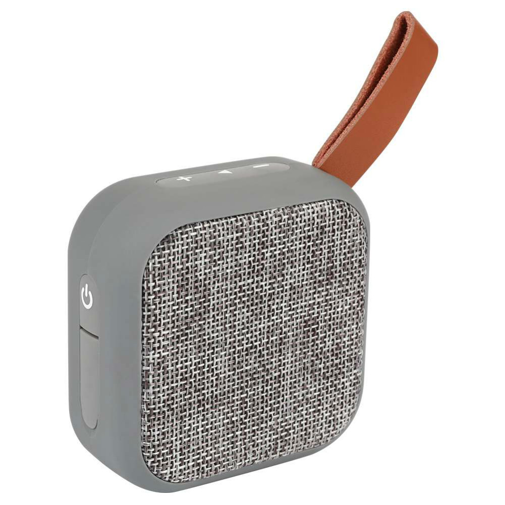 bluetooth-speakers Q.Touch QBS-101 Bluetooth Speaker Waterproof-Gray Q Touch QBS 101 Bluetooth Speaker Waterproof Gray