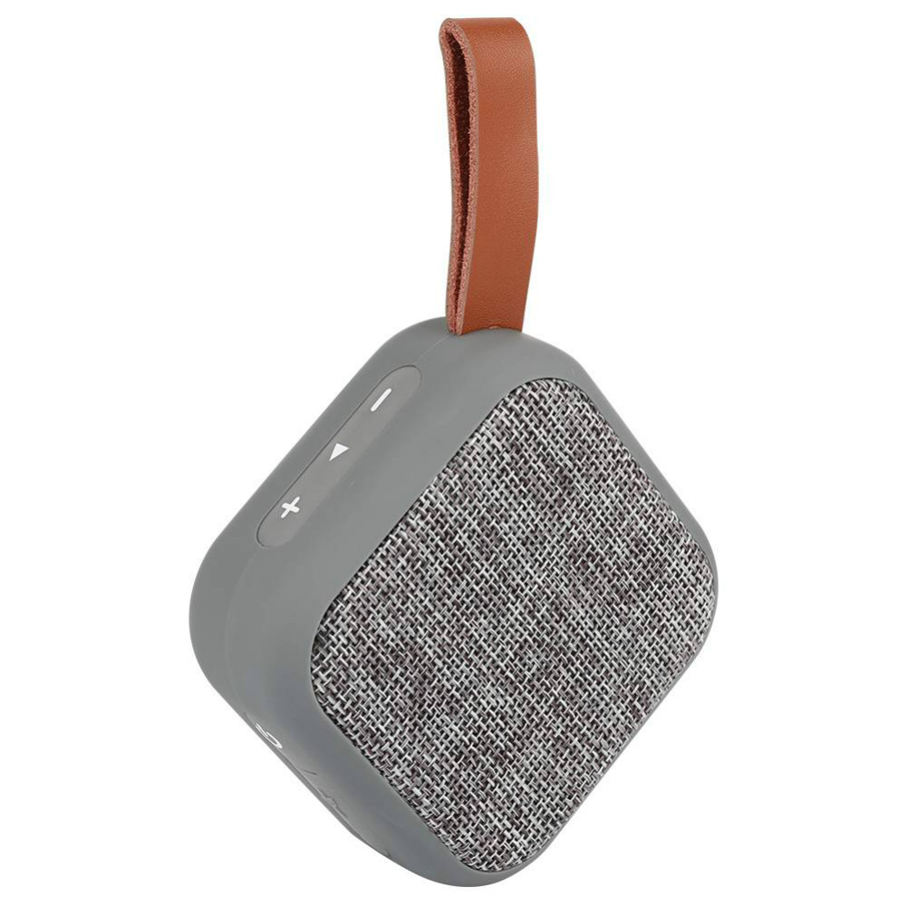 bluetooth-speakers Q.Touch QBS-101 Bluetooth Speaker Waterproof-Gray Q Touch QBS 101 Bluetooth Speaker Waterproof Gray 3