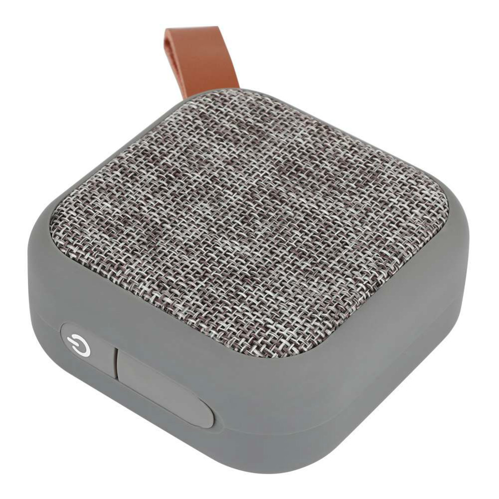 bluetooth-speakers Q.Touch QBS-101 Bluetooth Speaker Waterproof-Gray Q Touch QBS 101 Bluetooth Speaker Waterproof Gray 6