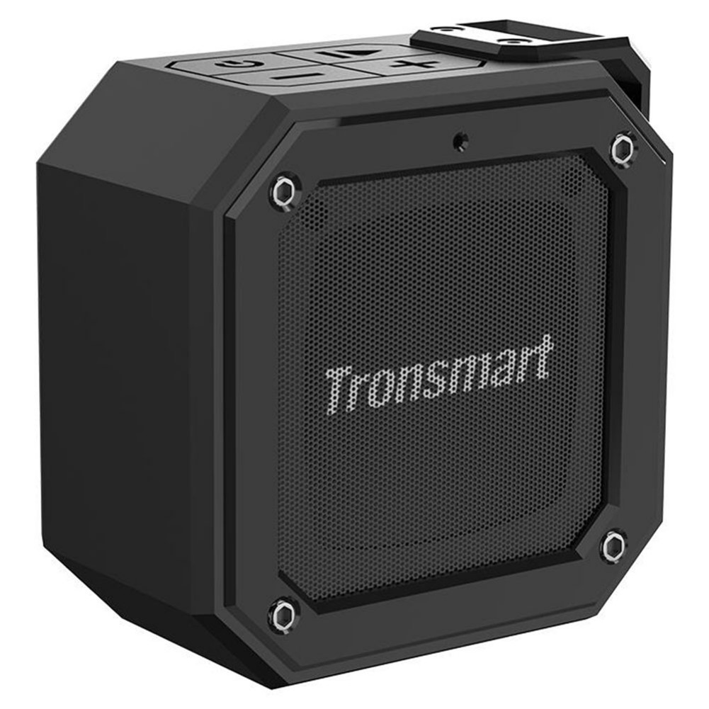 bluetooth-speakers Tronsmart Element Groove(Force Mini) Portable Bluetooth Speaker IPX7 Water-resistant 24 Hours Playtime Superior Bass-Black Tronsmart Element Groove Bluetooth Speaker Black