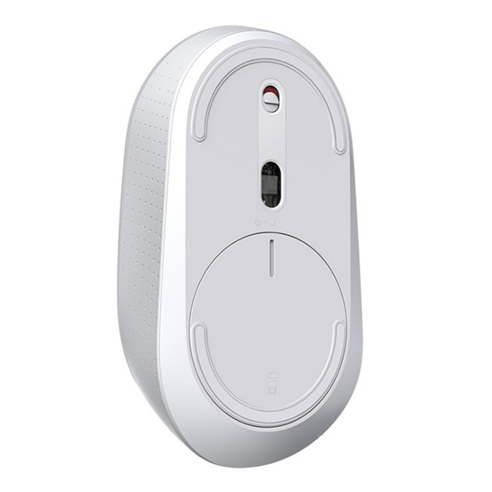 wireless-mouse-Xiaomi MIIIW Durable Lightweight Wireless Office Mouse-White-Xiaomi MIIIW MWWM01 Wireless Office Mouse White 1