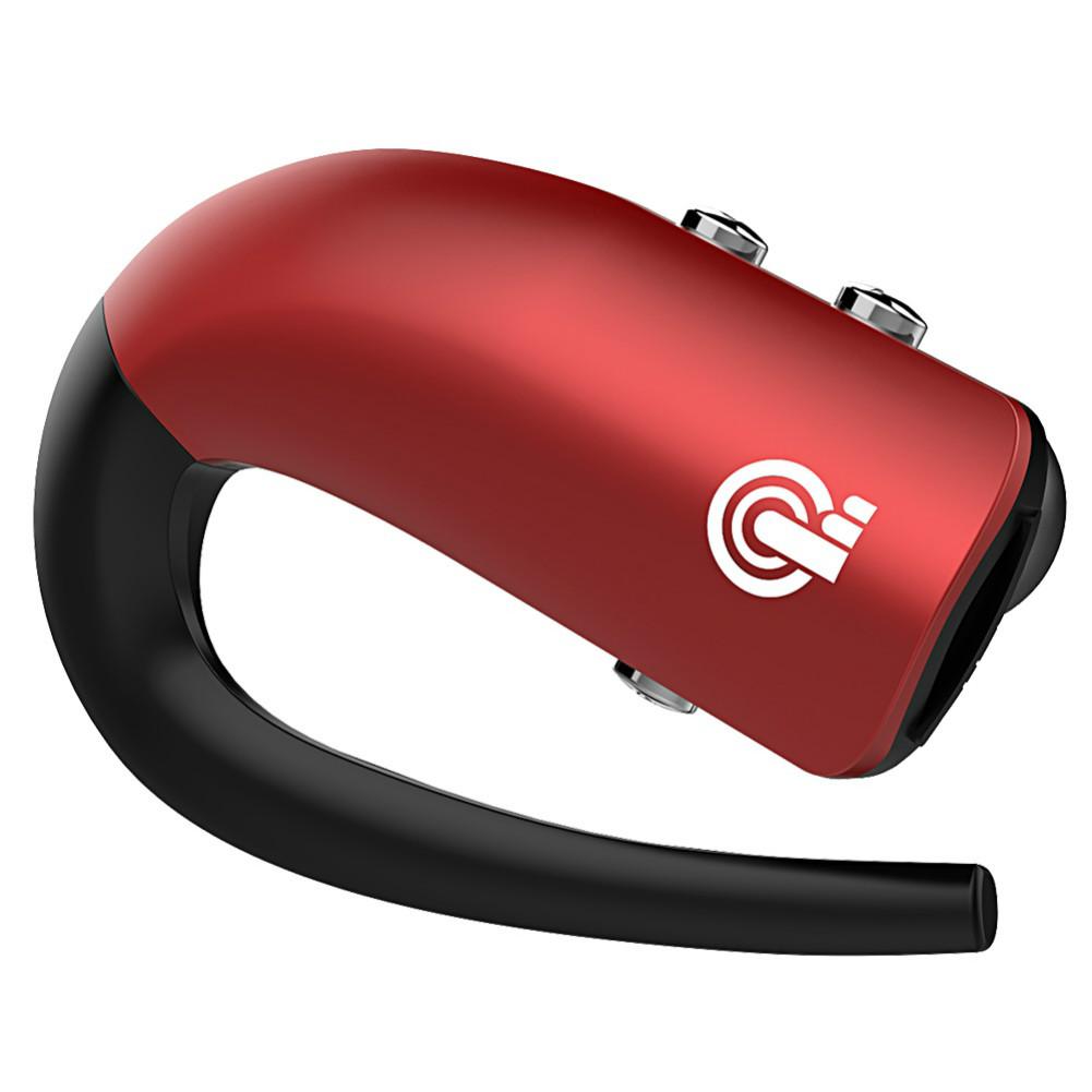 earbud-headphones Yincine F510 Wireless Bluetooth In-ear Earphone 85mAh Battery-Red Yincine F510 Bluetooth Earphone Red 1