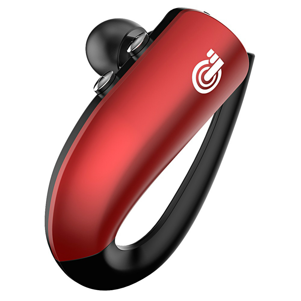 earbud-headphones Yincine F510 Wireless Bluetooth In-ear Earphone 85mAh Battery-Red Yincine F510 Bluetooth Earphone Red 3